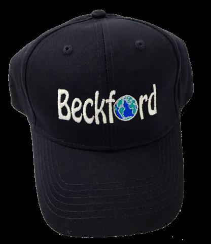 Navy Beckford Baseball Hat